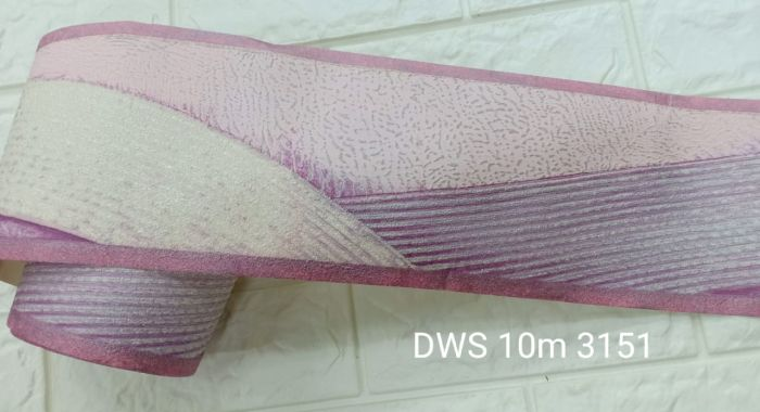 Wallpaper Dinding BORDER DWS 10m/roll <br><br><br> 19 bd10m_3151