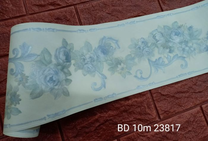 Wallpaper Dinding BORDER DWS 10m/roll <br><br><br> 7 bd_10m_23817