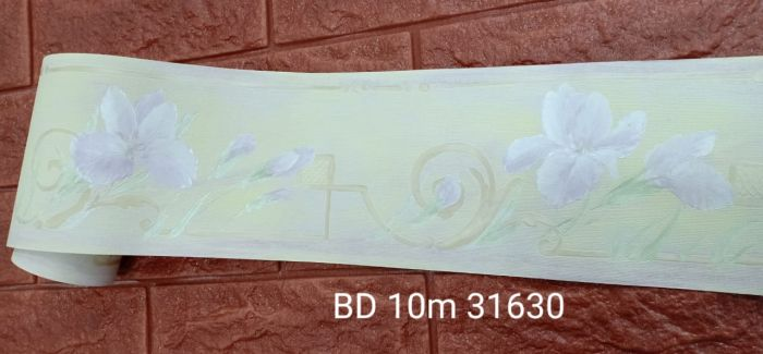 Wallpaper Dinding BORDER DWS 10m/roll <br><br><br> 11 bd_10m_31630
