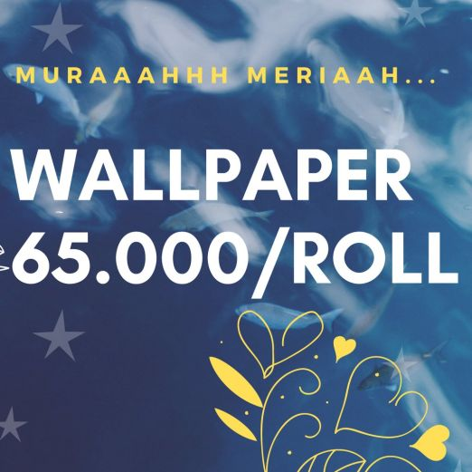 Wallpaper Dinding WALLPAPER 65.000 1
