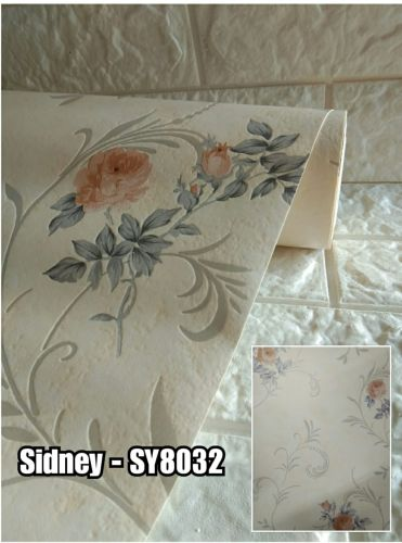 Wallpaper Dinding WALLPAPER 125.000 84 sy_8032